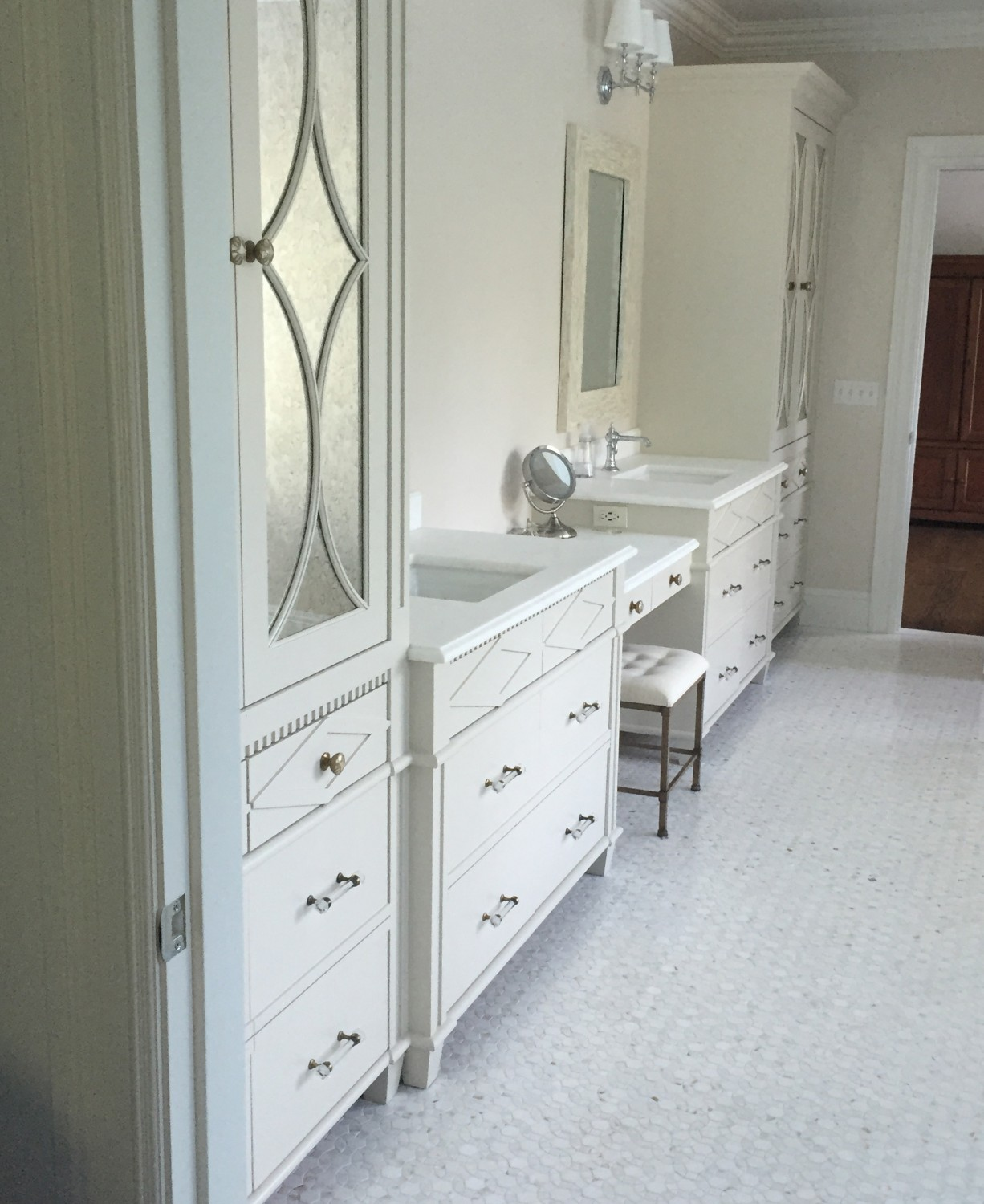 Bathroom Remodeling In Ct: Double The Pleasure ⋆ Liesegang Building & Remodeling